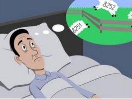 睡不着怎么快速入睡小妙招