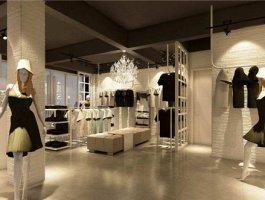 服装店用暖光还是白光好?灯光选择真的很重要