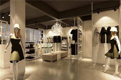 服装店用暖光还是白光好?灯光选择真的很重要 第1张