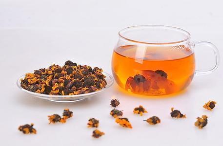 养肝护肝喝什么茶最好?这六种花茶不要错过 第1张