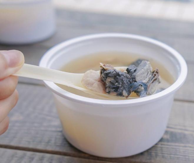 女性例假后喝乌鸡汤,怎么做乌鸡汤? 第1张